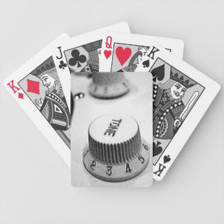 Guitar Tone I Playing Cards