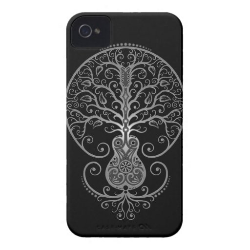 Guitar Tree, Dark Blackberry Bold Case