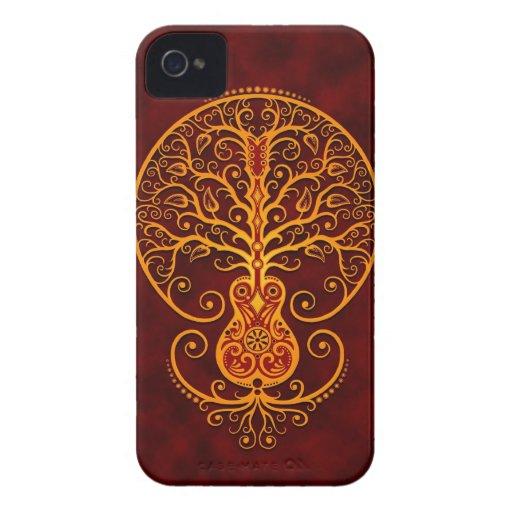 Guitar Tree, Golden Red Blackberry Bold Cover