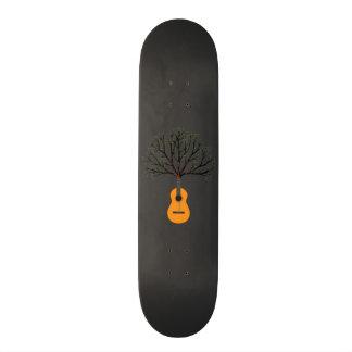 Guitar Tree 20.6 Cm Skateboard Deck