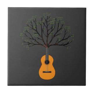 Guitar Tree Tile