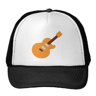 Guitar - Twitter Emoji Cap