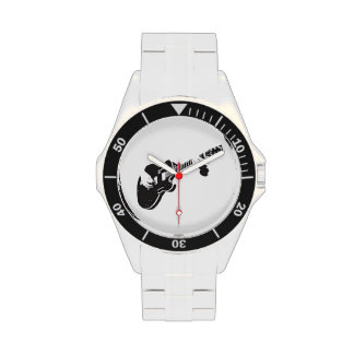 Guitar - wristwatch