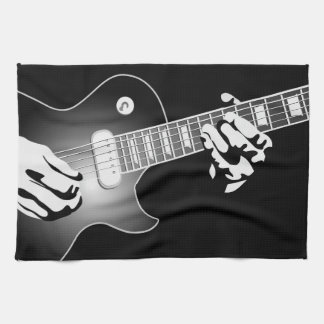 GUITARIST 2 HAND TOWEL