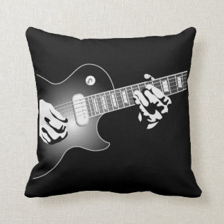 GUITARIST 2 THROW PILLOW