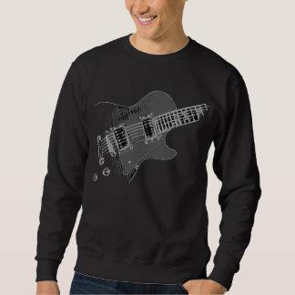 Guitarist Fashion Righty WHT #2 Sweatshirt