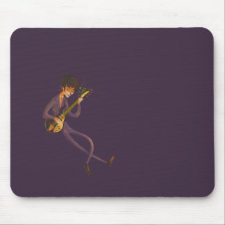 Guitarist Mouse Mat