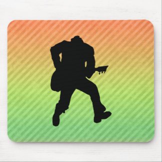 Guitarist Mouse Pads