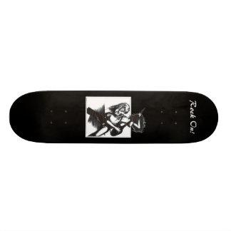 Guitarist Skate Board Decks
