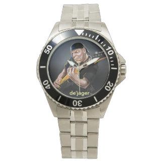 Guitarist Wristwatch