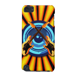 Guitars and Speaker iPod Touch 5G Case
