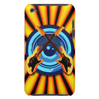 Guitars and Speaker iPod Touch Cases