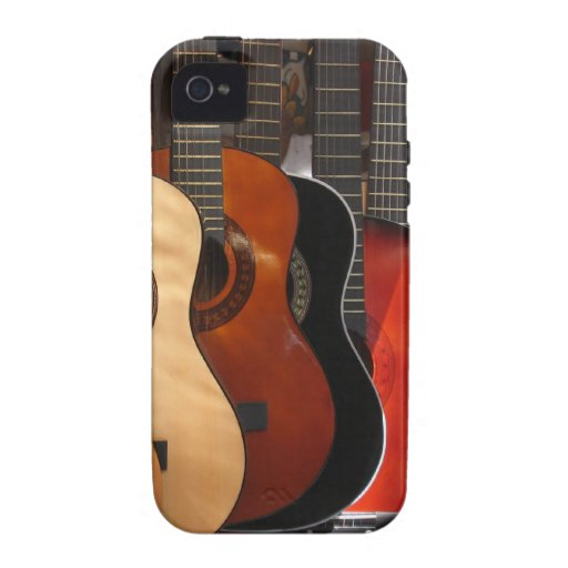 Guitars Case For The iPhone 4