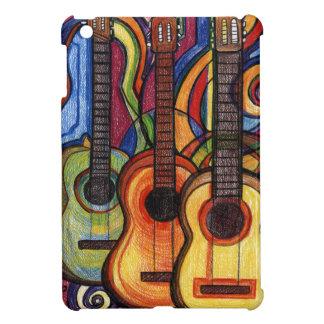 Guitars iPad Mini Cases