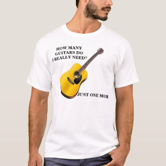Guitars Men's Basic T-Shirt
