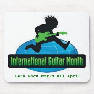 Guitars Rock!  - Collector Mousepad