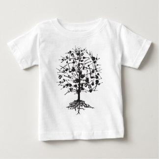 Guitars Tree Baby T-Shirt