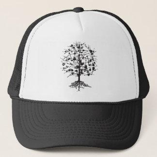 Guitars Tree Trucker Hat