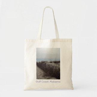 Gulf Coast, Alabama travel tote Budget Tote Bag