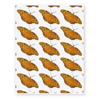 Gulf Coast Fritillary Butterfly