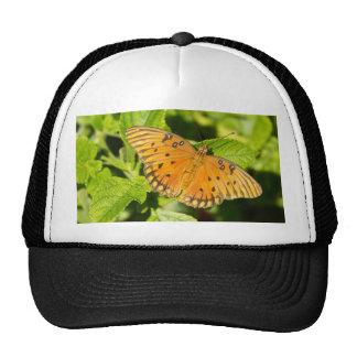 Gulf Fritillary Butterfly Trucker Hat