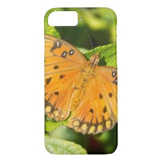 Gulf Fritillary Butterfly iPhone 7 Case