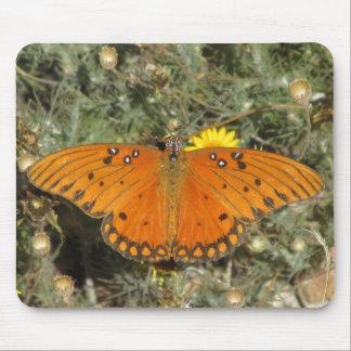 Gulf Fritillary Butterfly Mousepad