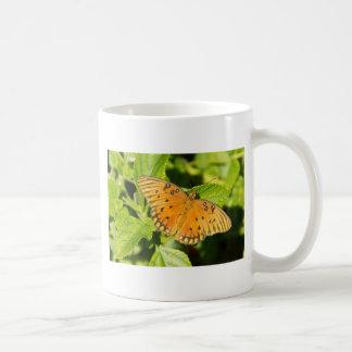 Gulf Fritillary Butterfly Mug