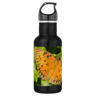 Gulf Fritillary Butterfly 532 Ml Water Bottle