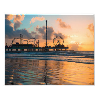 Gulf of Mexico Sunrise Photograph