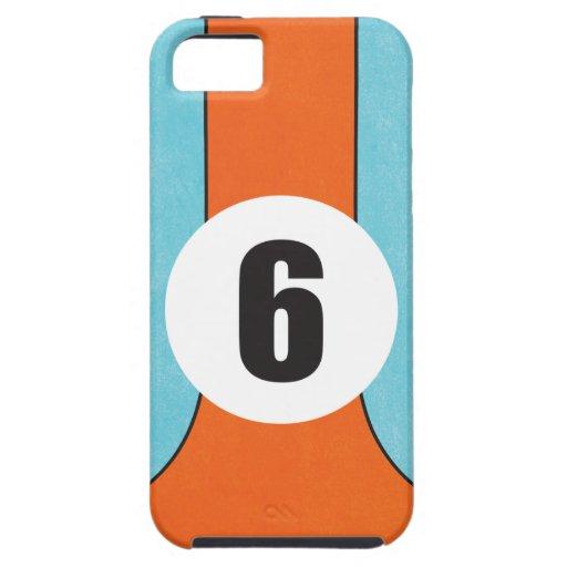Gulf Oil Case iPhone 5 Cover