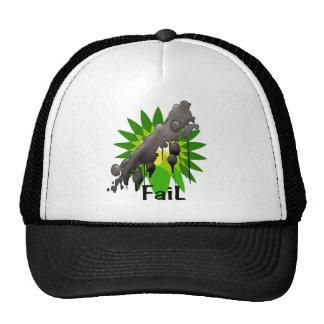 Gulf oil spill BP oil fail Hats
