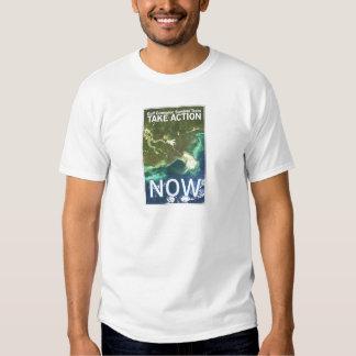 Gulf Oil Spill t-shirts men