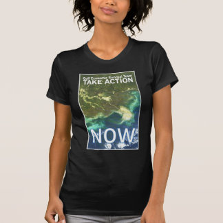 gulf oil spill take action t-shirts