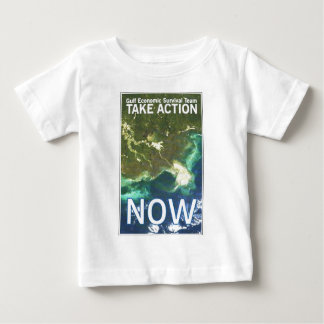 gulf oil spill take action tshirt