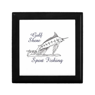 GULF SHORE SPORT FISHING GIFT BOXES