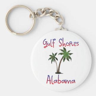 Gulf Shores Alabama Key Ring