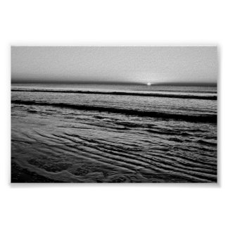 Gulf Sunset Posters