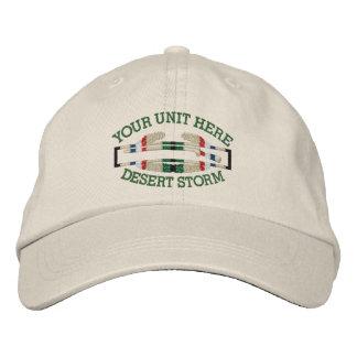 Gulf War Combat Infantryman Badge Hat Embroidered Hat