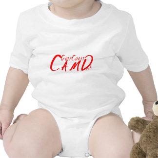 GulfCoast Camo Logo Collection Baby Creeper
