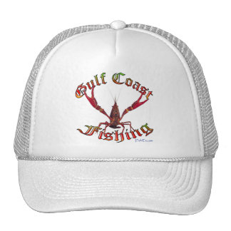 GulfCoast Collection by FishTs.com Mesh Hat