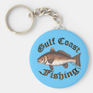GulfCoast Collection by FishTs.com Key Chains