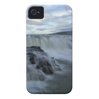 Gulfoss Waterfall, Iceland iPhone 4 Cases