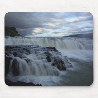 Gulfoss Waterfall, Iceland Mouse Mat