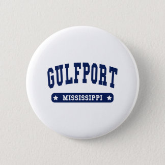 Gulfport Mississippi College Style tee shirts 6 Cm Round Badge