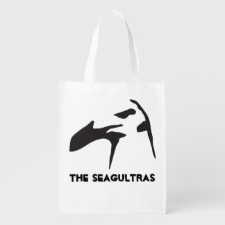 Gull head reusable bag
