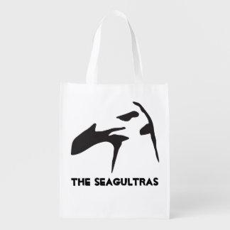 Gull head reusable bag