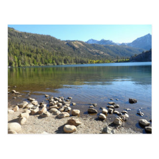 Gull Lake, California Postcard