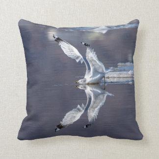 Gull Reflections Cushion