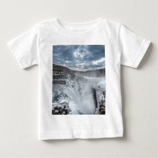 Gullfoss Waterfall, Iceland Baby T-Shirt